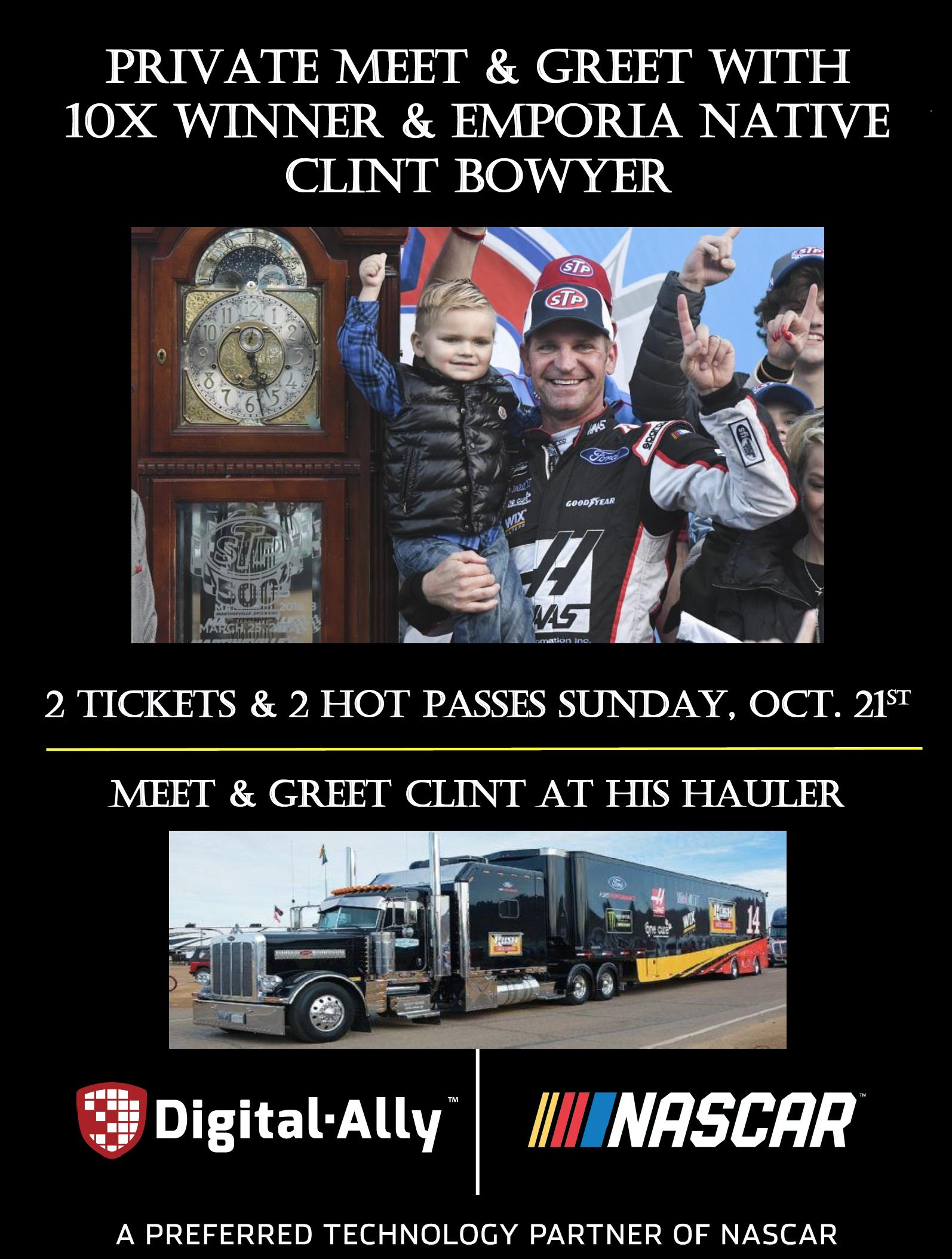 Clint Bowyer