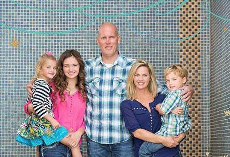 Tyghe Nielsen family